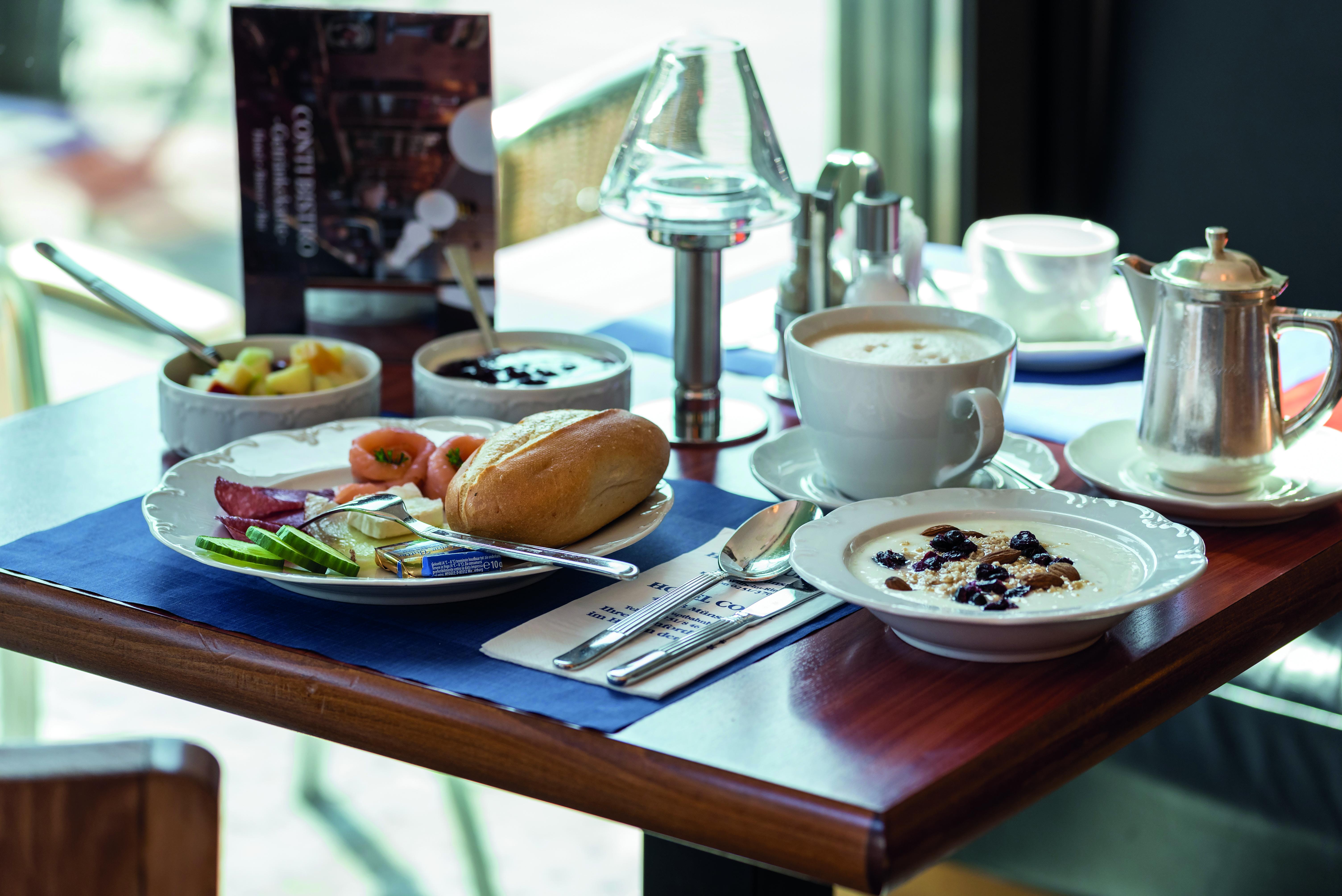 Gastronomie - Hotel Conti Muenster